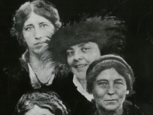 Female botanists