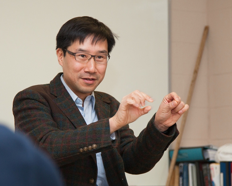 Professor Hasok Chang Wilkins Bernal Medawar Prize Lecture Winner 2015 History of Science