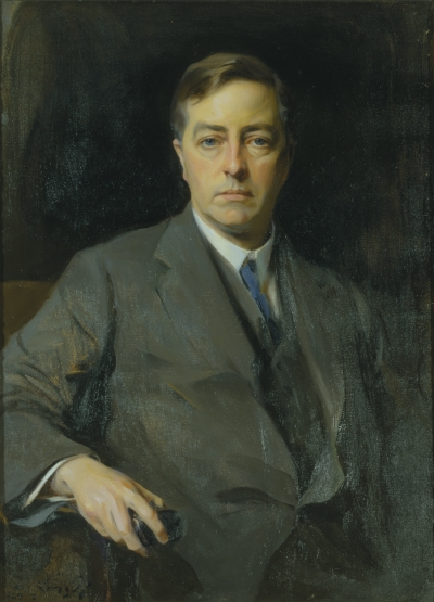 James Jeans by Philip Alexius de László, 1924