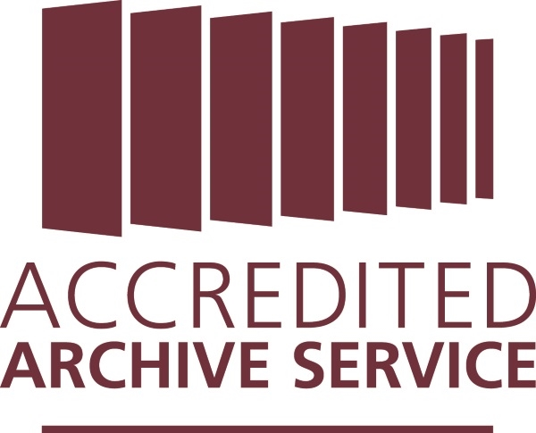 National Archives Accreditation logo