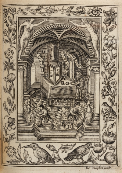 Alchemy in Elias Ashmole's book of poetry