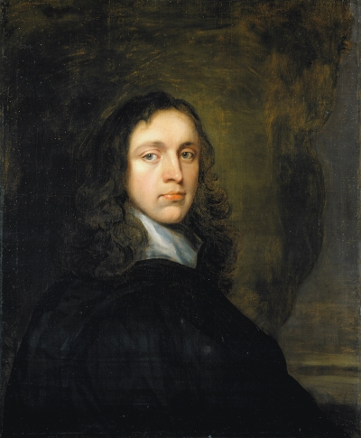 Portrait of Abraham Hill