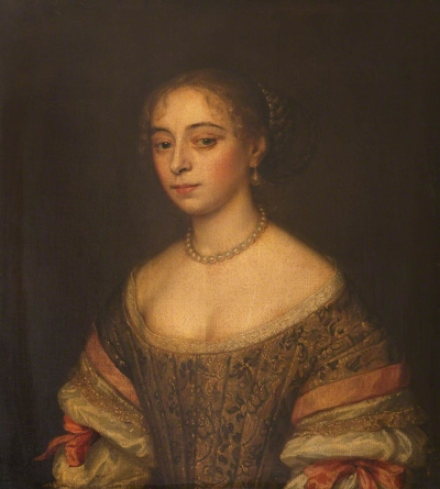 Portrait of a Lady, said to be the Countess of Loudoun
