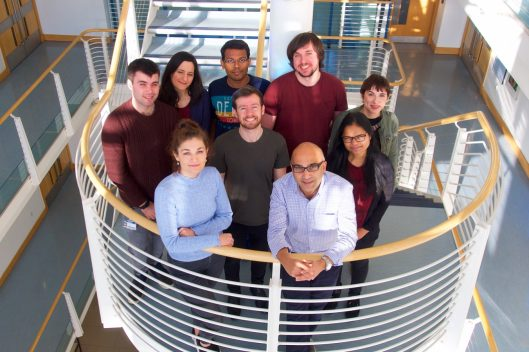 Miratul Muqit's Research Group at the University of Dundee