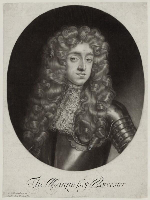 Charles Somerset, Marquess of Worcester © National Portrait Gallery, London. Reproduced under creative commons license.