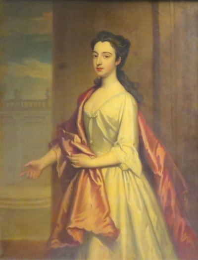 Portrait of a Lady, possibly Mary Wyche