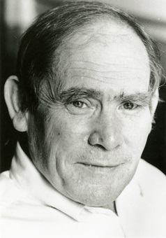 Sydney Brenner – from the Royal Society archives, Courtesy of the Molecular Sciences Institute