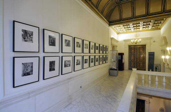 The 'Scientists 1985-2010' exhibition in Carlton House Terrace