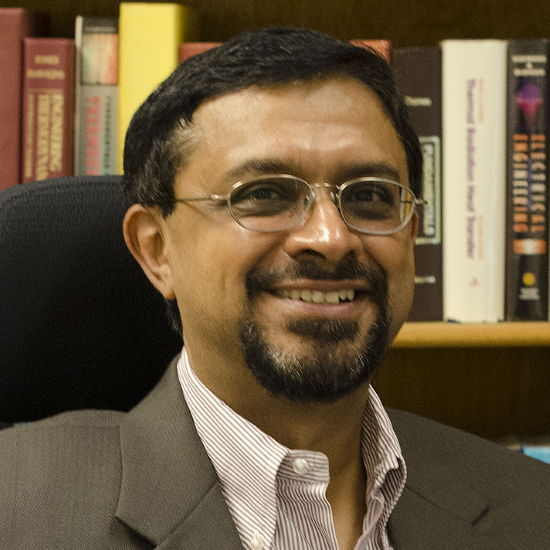 Professor Sutanu Sarkar, University of California, San Diego, USA
