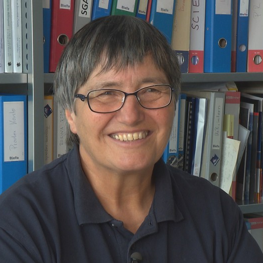 Professor Kathrin Altwegg, University of Berne, Switzerland