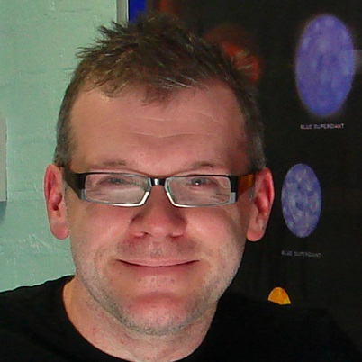 Professor Paul Crowther, University of Sheffield, UK
