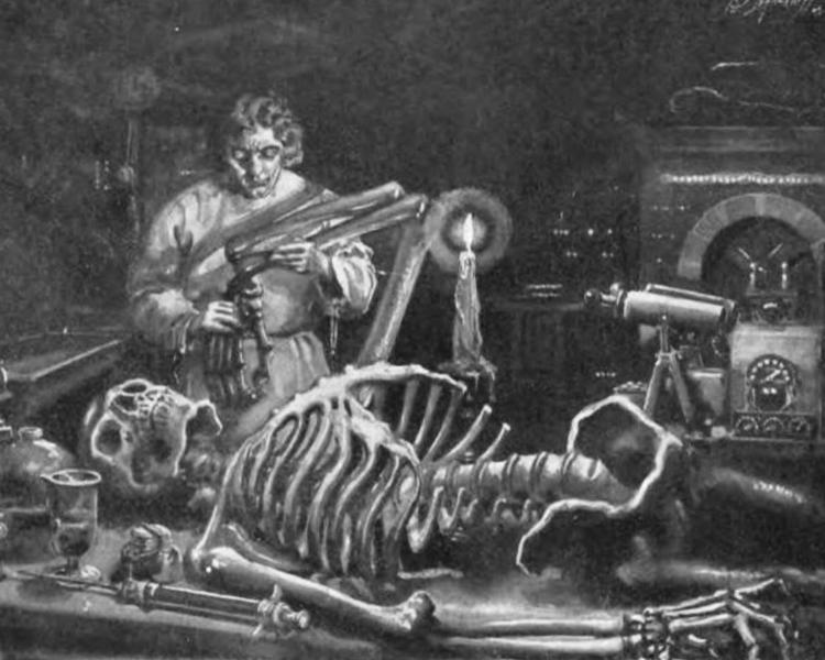 Frankenstein: Inspiring the monster | Royal Society