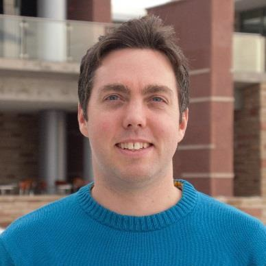 Assistant Professor Timothy Stasevich, Colorado State University