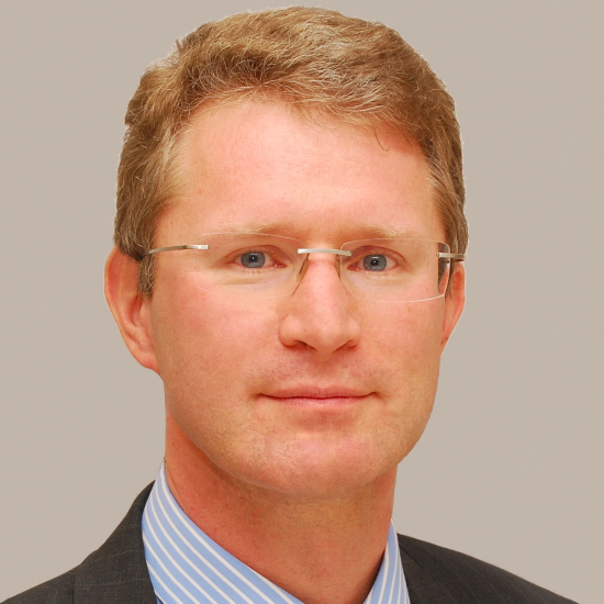 Professor Paul Foster, Moorfields Eye Hospital, UK