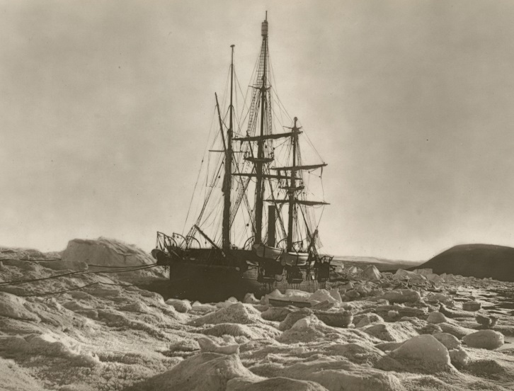 The British Arctic Expedition 1875-1876