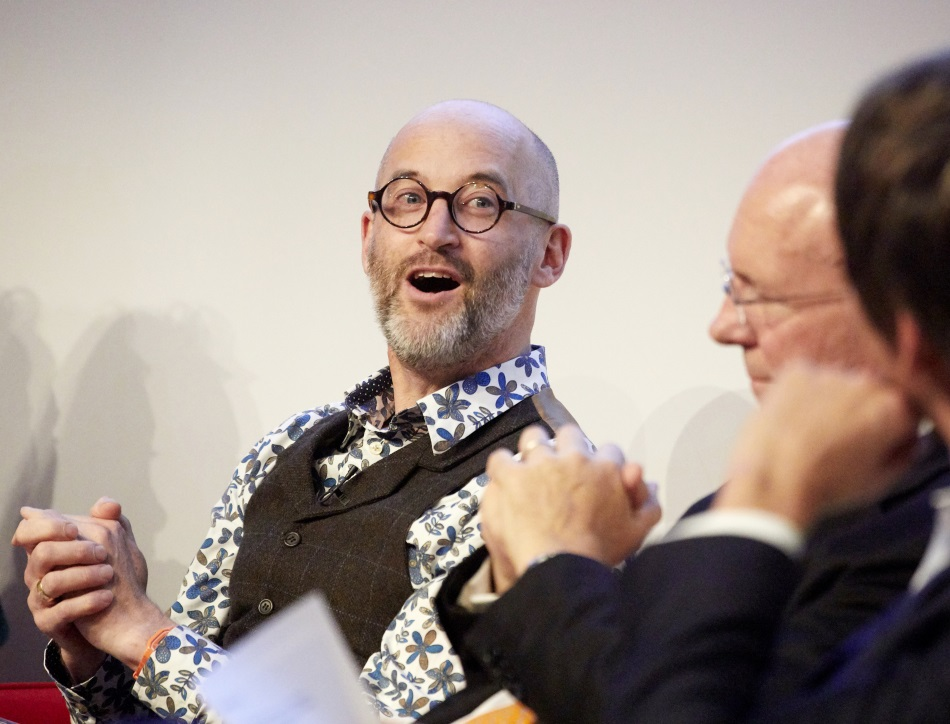 Mark Miodownik, Royal Society Insight Investment Book Prize 2018 shortlisted author