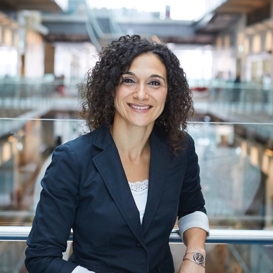 Dr Silvia Santos, The Francis Crick Institute, UK
