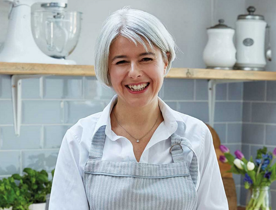 Lucinda Bruce-Gardyne, Founder of Genius Foods and Royal Society Entrepreneur in Residence