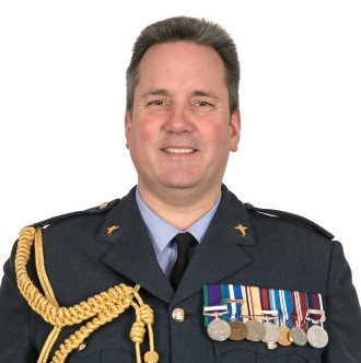 Air Commodore Rich Withnall QHS