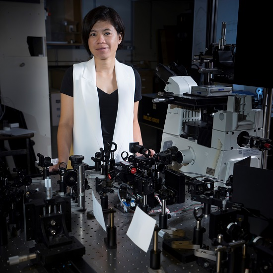 Dr Libai Huang, Department of Chemistry, Purdue University, USA