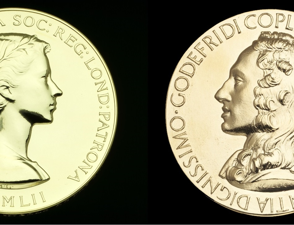 Royal Society medals