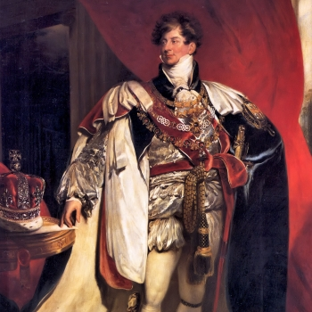 King George IV