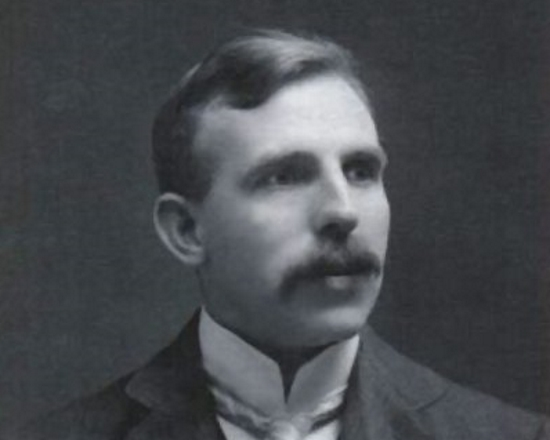 Ernest Rutherford FRS