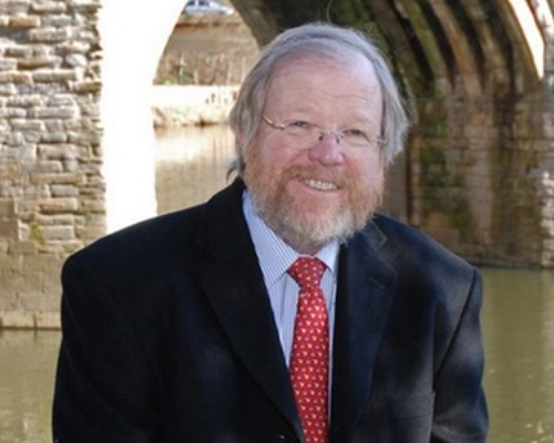 Bill Bryson, Chair of judges 2016