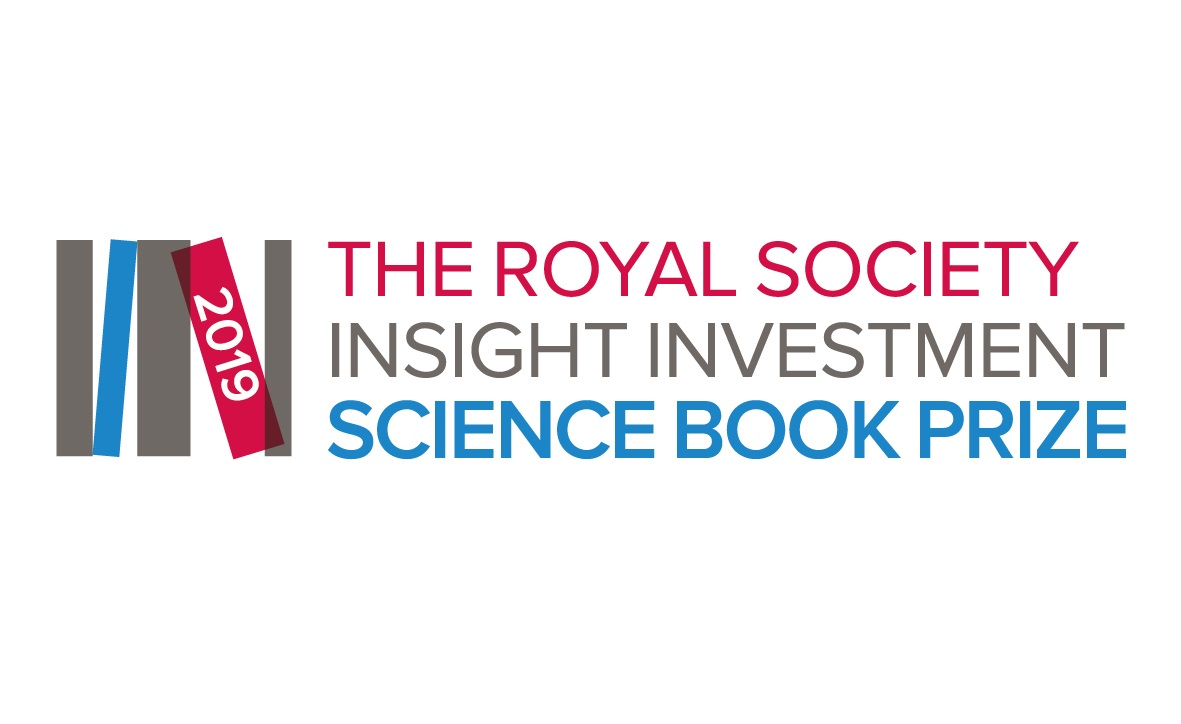 2019 Logo Royal Society Insight Investment Science Book Prize