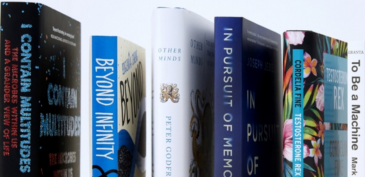 Past winners of the Royal Society Science Book Prize