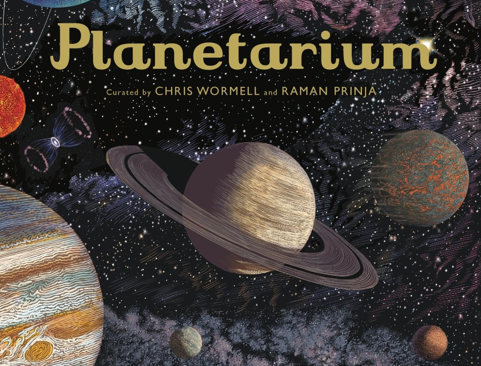 Planetarium wins the Royal Society's Young People's Book Prize 2019