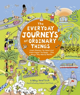 Book cover for the Everyday Journey of Ordinary Things