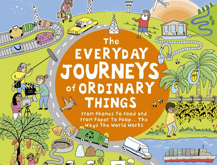 The Everyday Journeys of Ordinary Things
