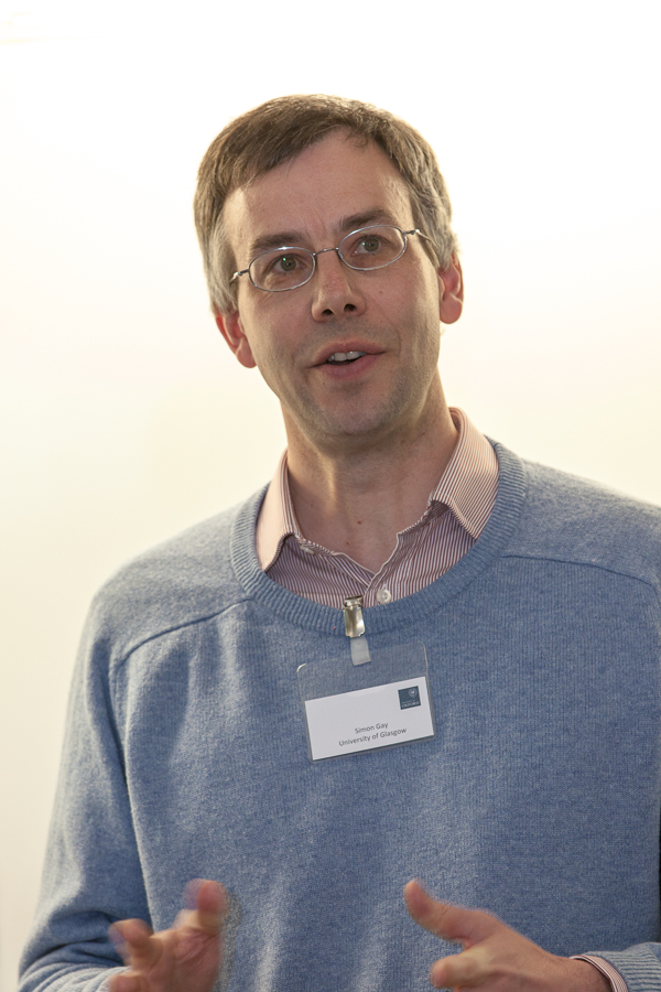 Professor Simon Gay