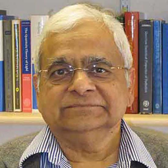 Professor Girish Agarwal
