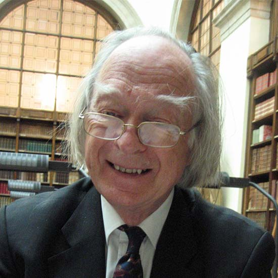 Professor Denis Noble
