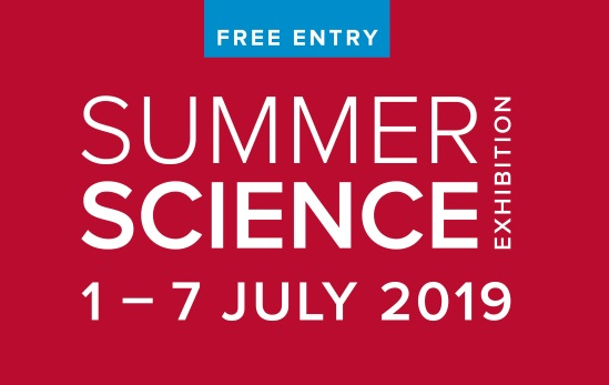 Bring your imagination to the Summer Science Exhibition, our free festival of science