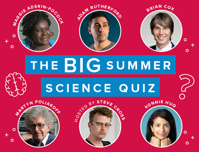 Test yourself with our big family-friendly online quiz, with a host of special guests
