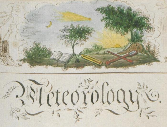 Meteorology sketch
