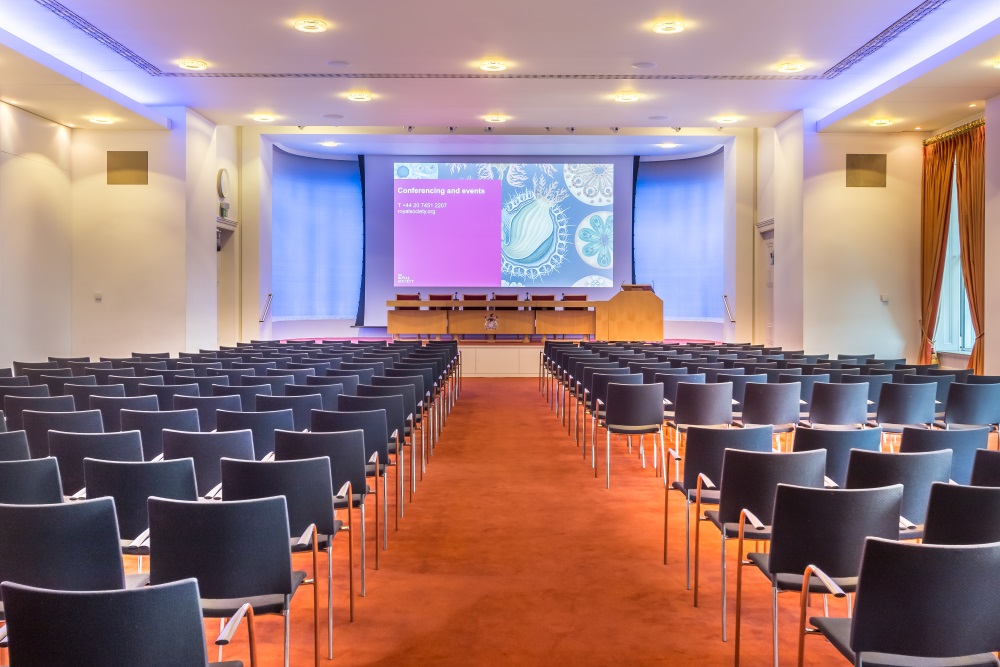 Wellcome Trust Lecture Hall Royal Society