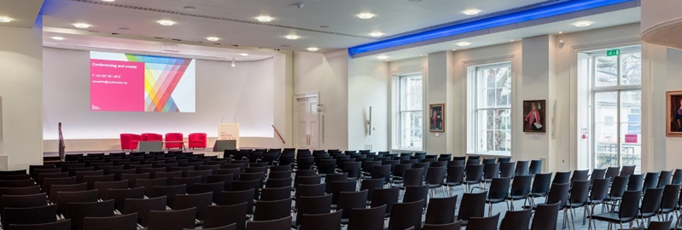 Wellcome Trust Lecture Hall