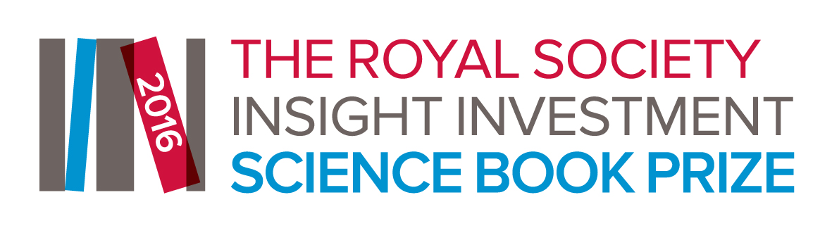 Royal Society Insight Investment Science Book Prize 2016