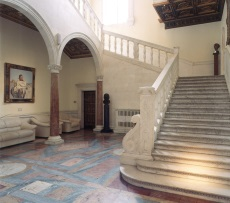 Presidents' Staircase