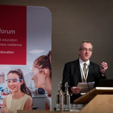 Professor Tom McLeish FRS