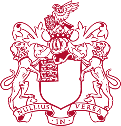 The Royal Society crest
