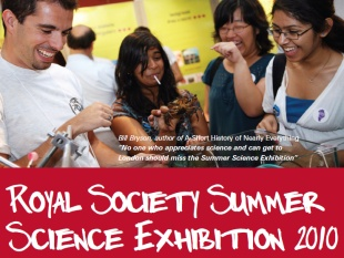 Summer Science Exhibition 2010