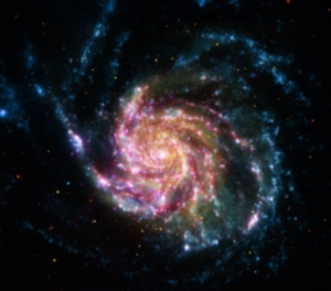 Galaxy image-NASA