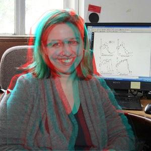 Kristine in 3D