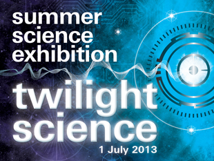 Twilight science logo