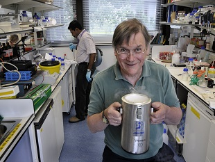Sir Tim Hunt FRS